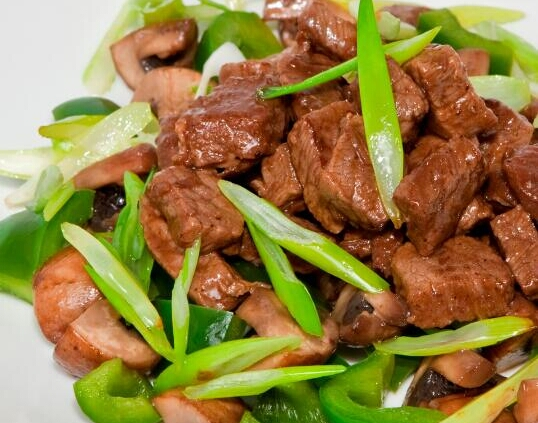 Beef In Blackbean Sauce Product Thumbnail