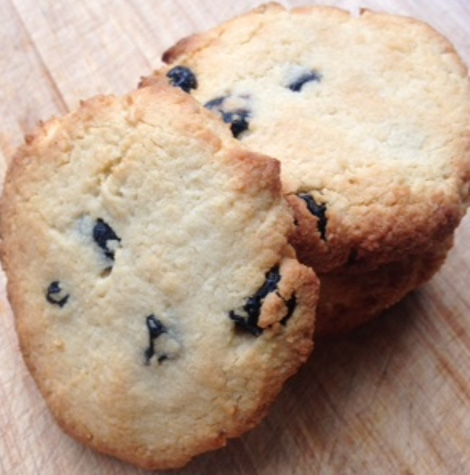 Blueberry Biscuits Thumbnail