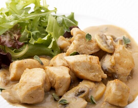 Chicken & Mushroom Fricassee Product Thumbnail