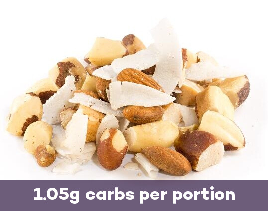 COCONUT ULTRA SNACK MIX