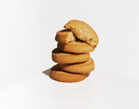NEW Almond + Ginger Cookies (5) Product Thumbnail