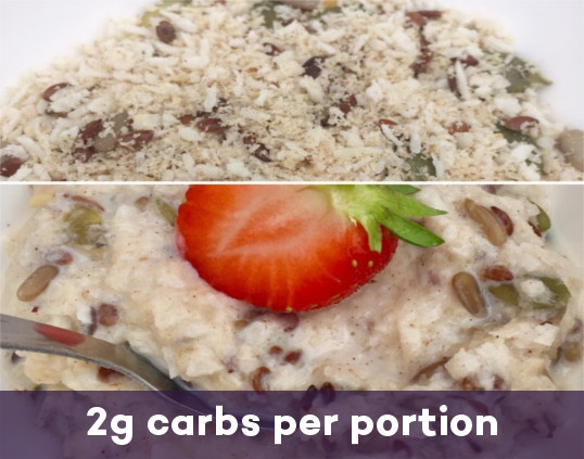 Coconut & Seed Porridge (7) Product Thumbnail