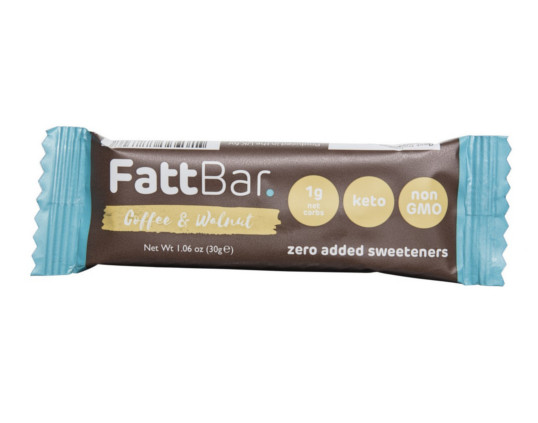 Coffee & Walnut Fattbar Multipack (30) Product Thumbnail